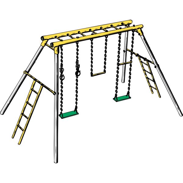 Swing Set PNG images