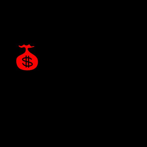 Bag Of Money PNG Clip art