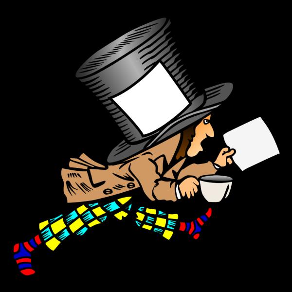 Mad Hatter 2 PNG images