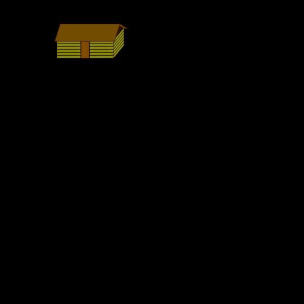 Cabin PNG Clip art