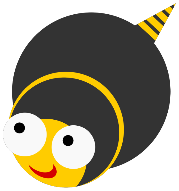 Bee PNG icons