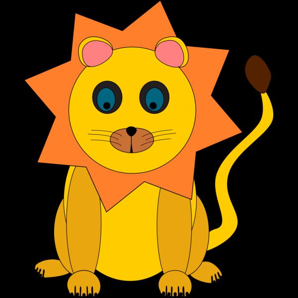 Toy Lion PNG Clip art