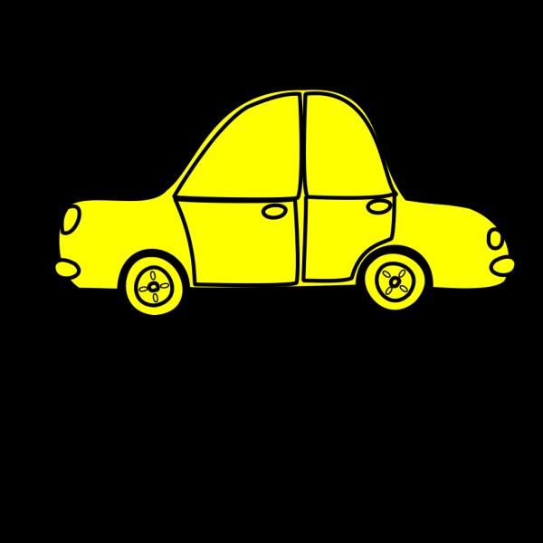 Car Outline PNG Clip art