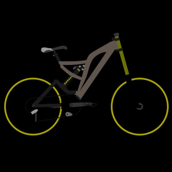 Mountain Bike PNG Clip art