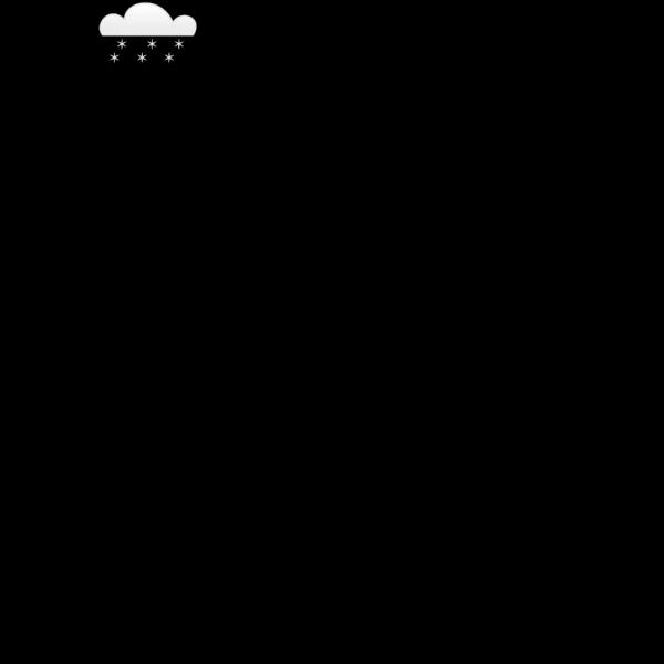 Snowfall PNG Clip art