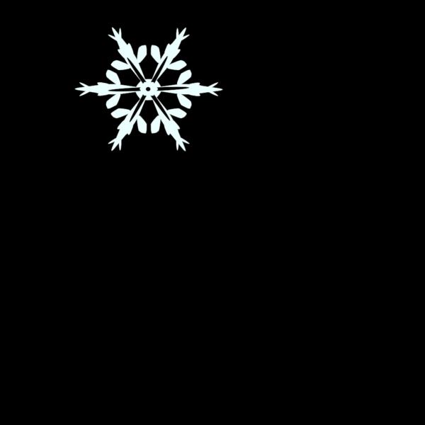 Snowflake 5 PNG Clip art