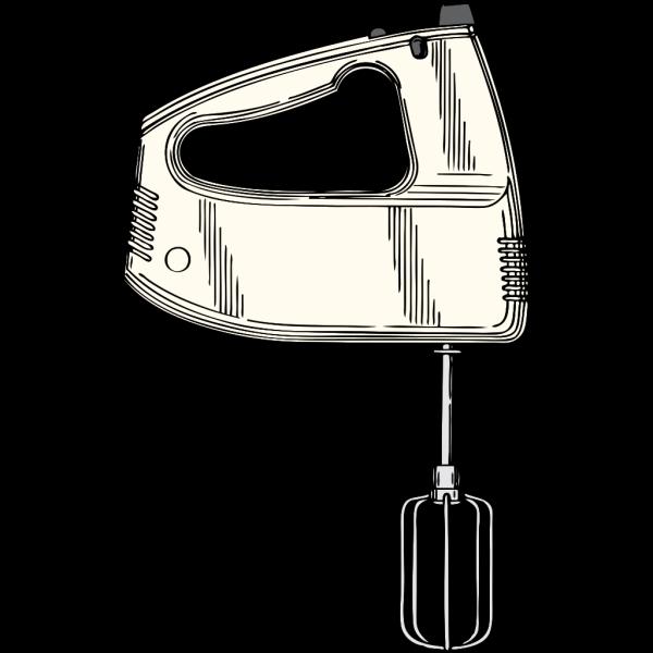 Hand Mixer PNG Clip art