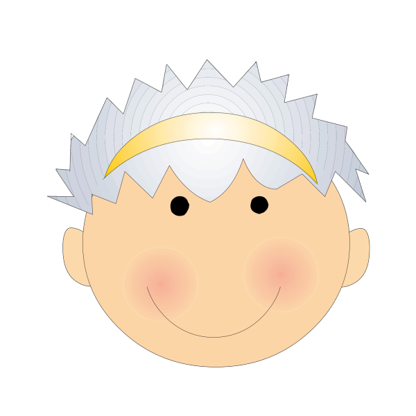 Boy Face PNG Clip art