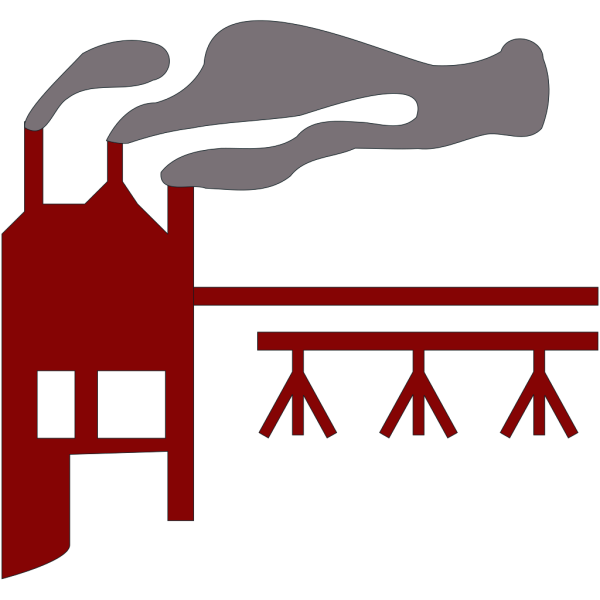 Factory Building PNG images
