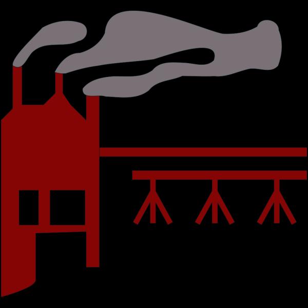 Factory Building PNG Clip art