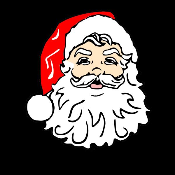Classic Santa PNG Clip art