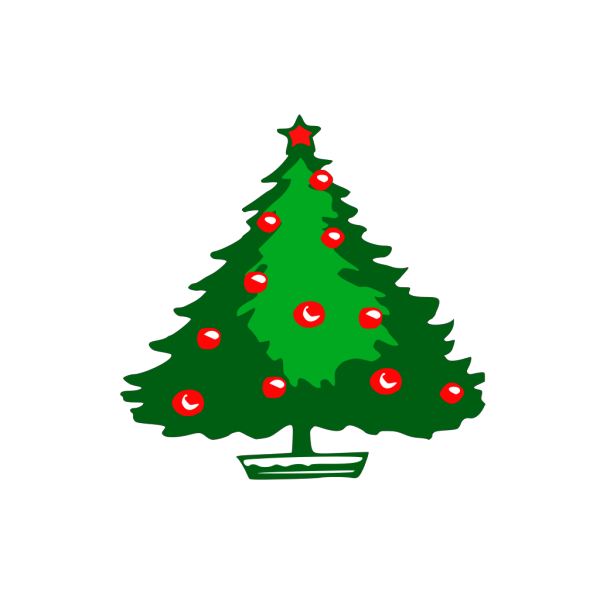 Christmas Tree Gifts Png Svg Clip Art For Web Download Clip Art