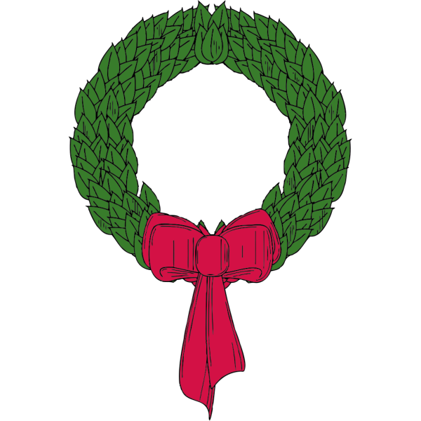 Christmas Wreath PNG icons