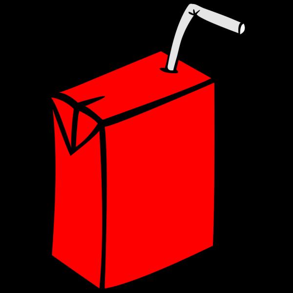 Juice Box PNG Clip art