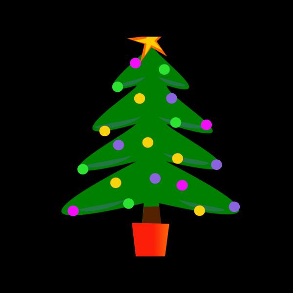 Elkbuntu Glossy Christmas Tree PNG images