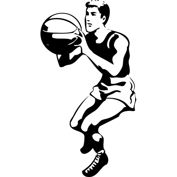 Basketball Player PNG Clip art