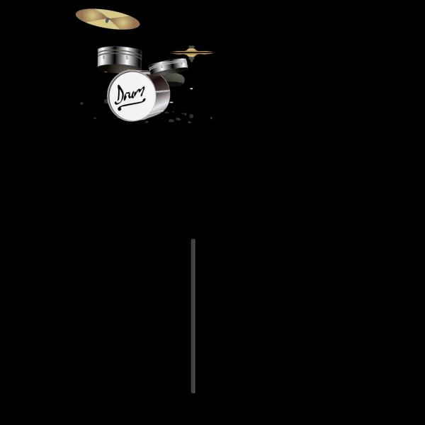 Drum Kit 2 PNG Clip art