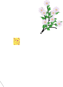 Bunch Of Flowers PNG Clip art