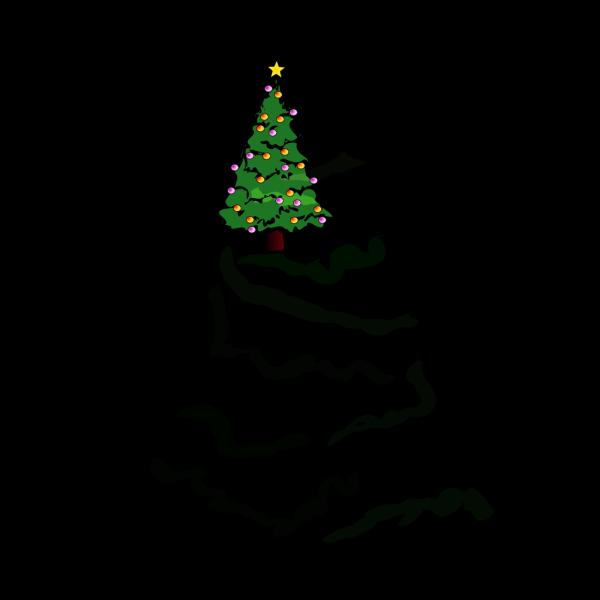 Christmas Tree PNG Clip art