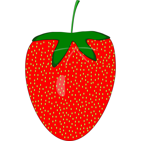 Strawberry 1 PNG Clip art