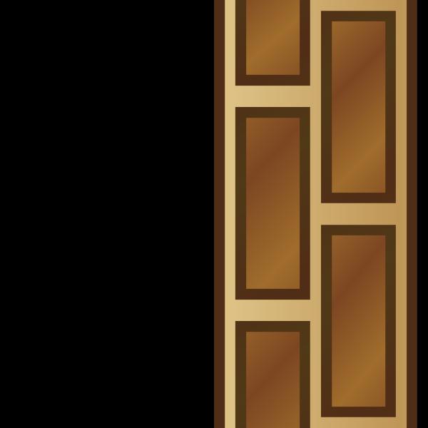 Rpg Map Brick Border 1 PNG Clip art