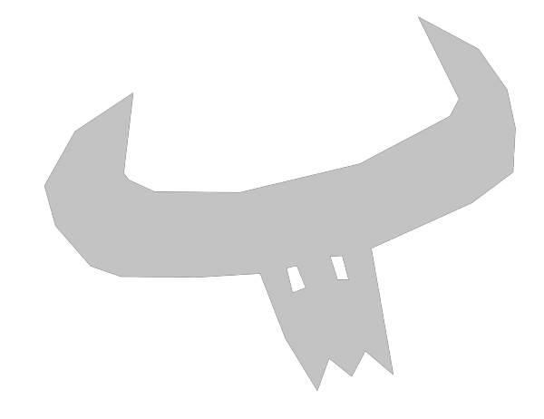 Cow Skull PNG Clip art