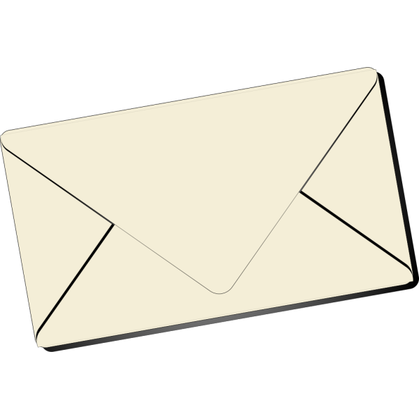 Air Mail Envelope PNG Clip art