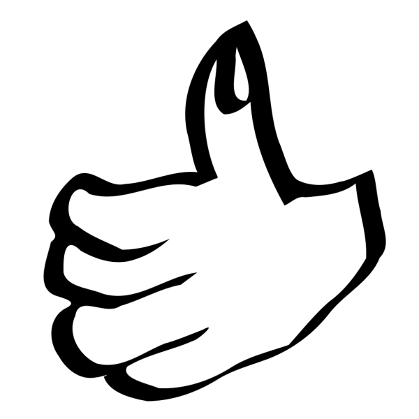 Thumb Up PNG images