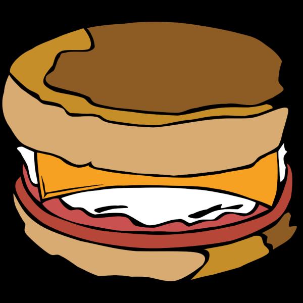 Fast Food Breakfast Ff Menu PNG Clip art