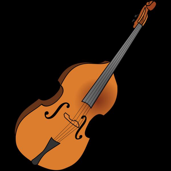 Double Bass PNG Clip art
