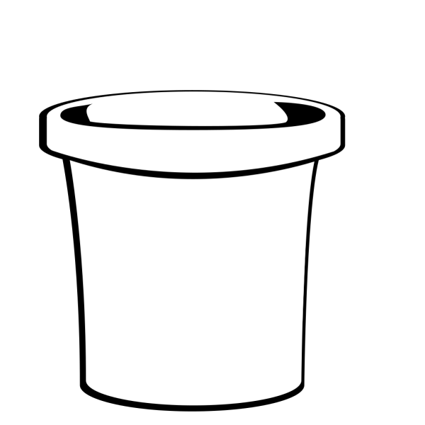 Lady Carrying Two Buckets PNG images