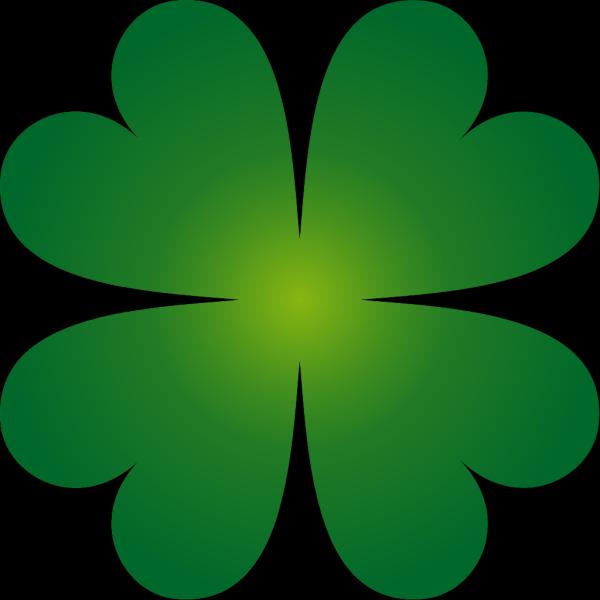 Pierig Four Leaf Clover PNG Clip art