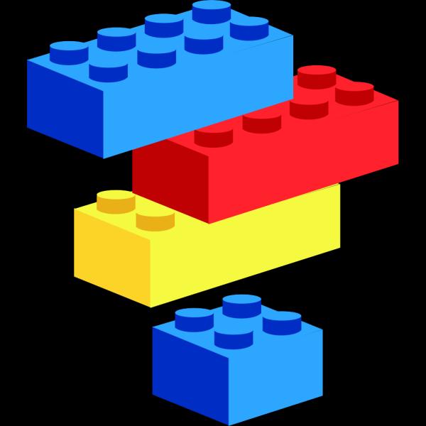 Legoblocks Brunurb PNG Clip art
