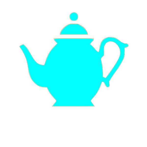 Teapot And Cup PNG Clip art