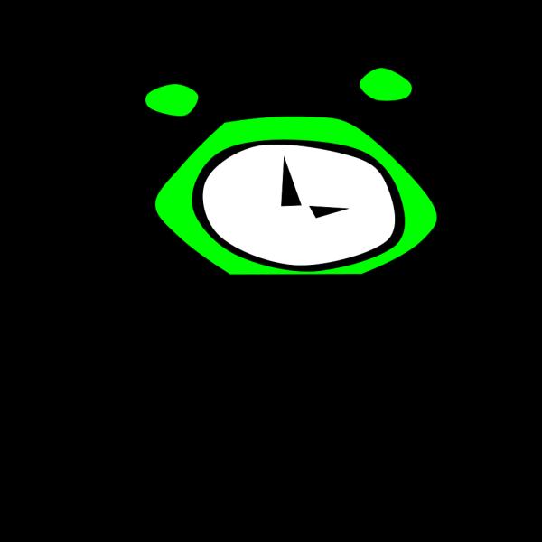 Alarm Clock Simple PNG Clip art