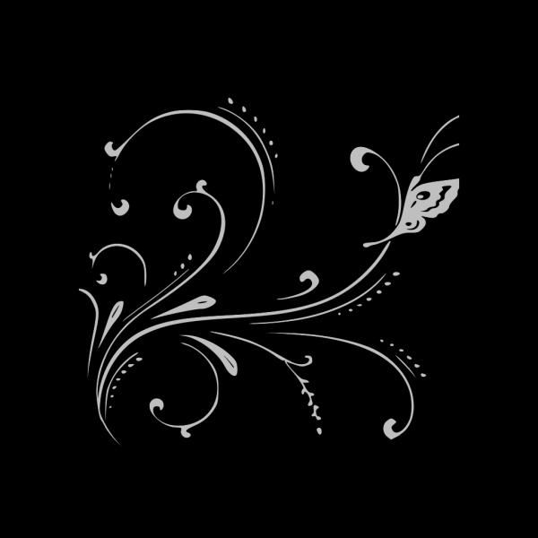 Black & White PNG Clip art