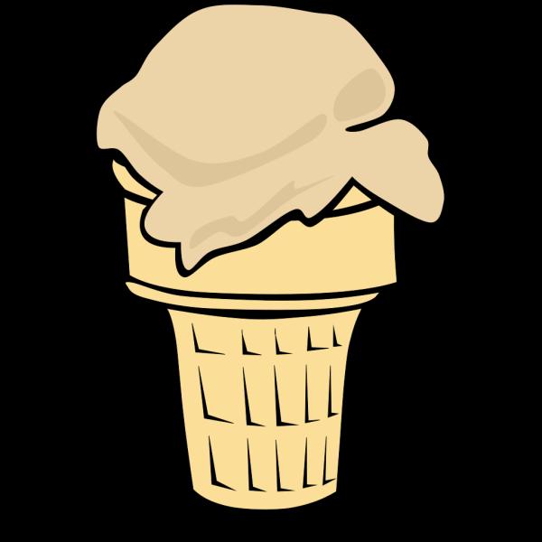 Soft Ice Cream Cones Ff Menu PNG Clip art