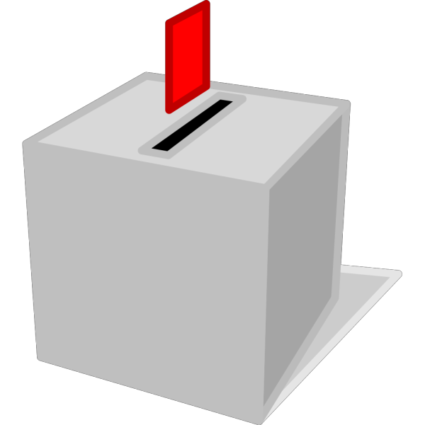Ballot Voting Box PNG images
