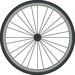 Bikewheel PNG Clip art