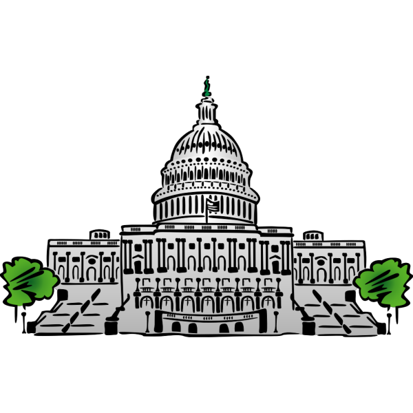 Us Capitol Building PNG Clip art