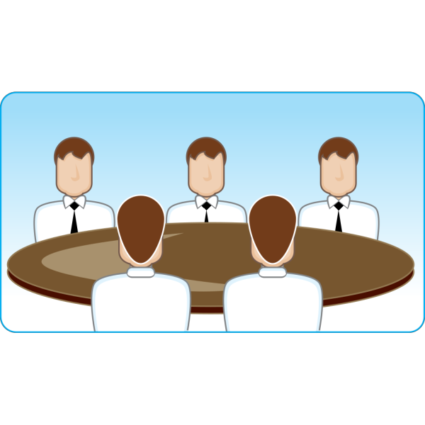 Business Meeting PNG Clip art