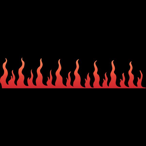 Flames 1 PNG Clip art