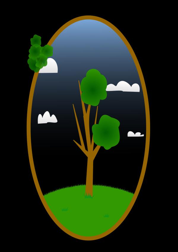 Oval Leaf PNG Clip art