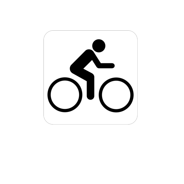 Exercise Bike Man PNG images