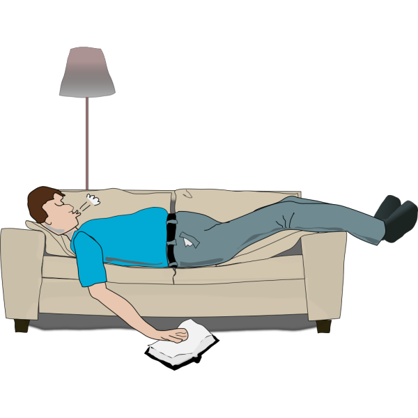 Addon Sleeping PNG Clip art