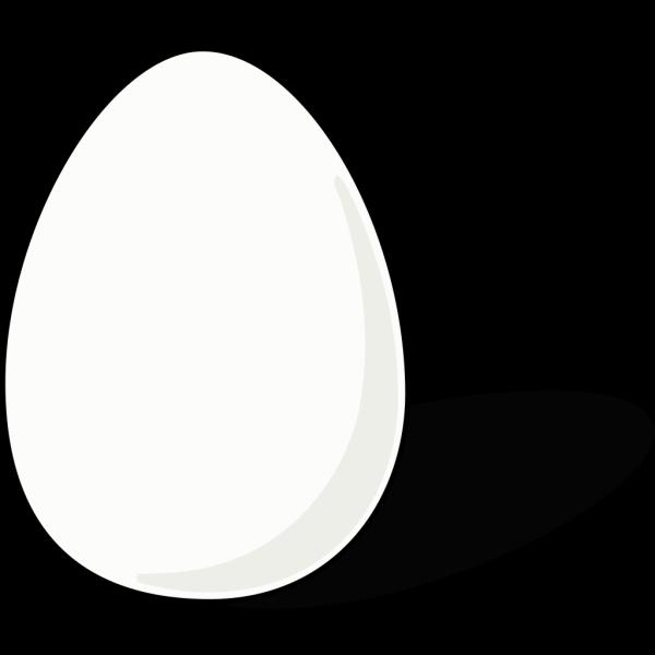 Dstulle White Egg PNG Clip art