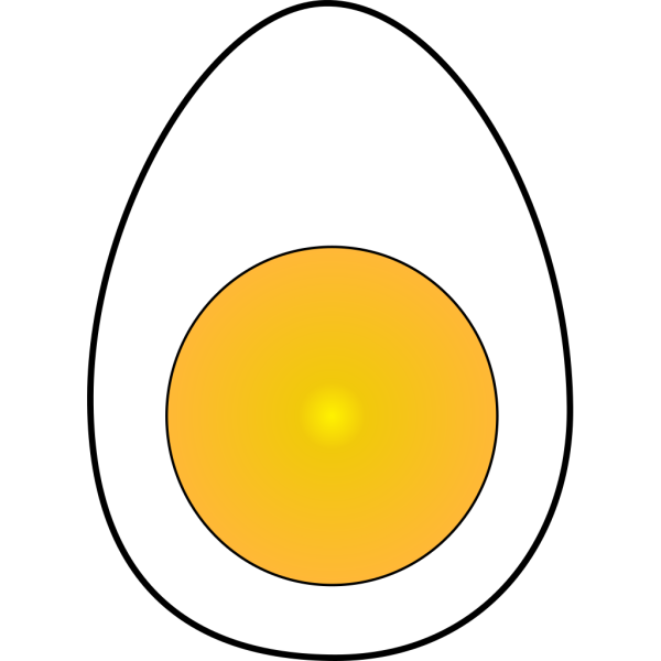 Soft Boiled Egg PNG images