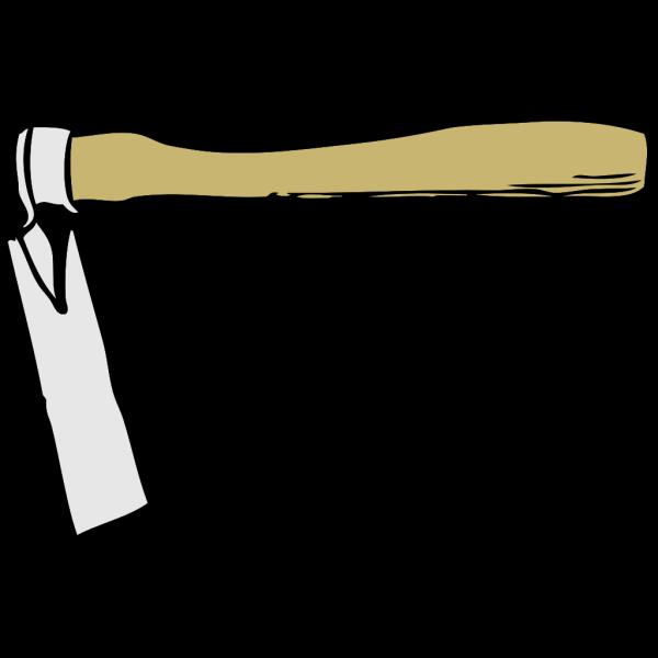 Hand Hoe PNG Clip art