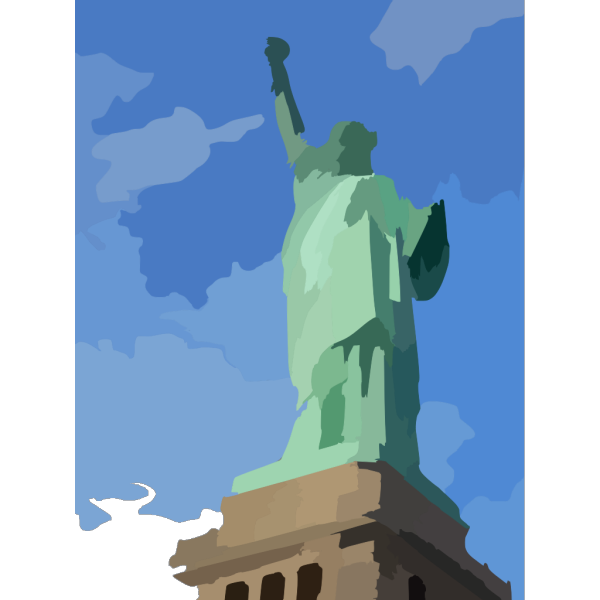 Statue Of Liberty PNG Clip art