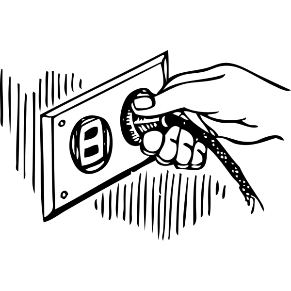 Wall Plug PNG Clip art